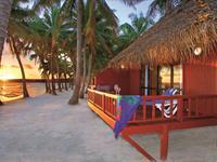 Deluxe Beachfront Bungalow Aitutaki Lagoon Private Island Resort