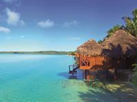 Overwater Bungalow Aitutaki Lagoon Private Island Resort