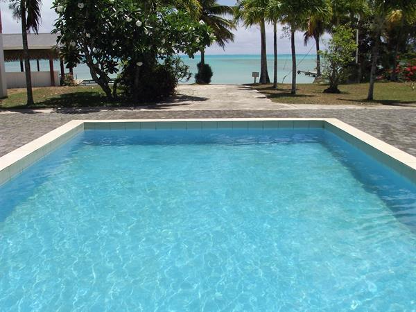The Reef Motel Aitutaki
