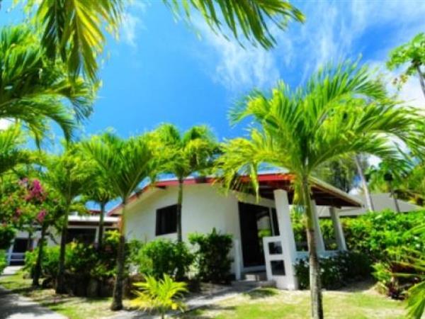 The Reef Motel Rarotonga