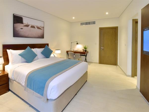 Two Bedroom Seaview Premium Apartment Swiss-Belresidences Juffair