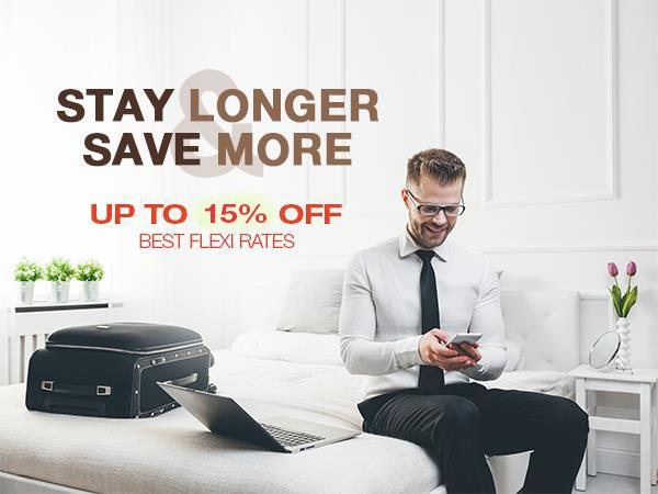 Stay Longer and Save More - 5 Nights