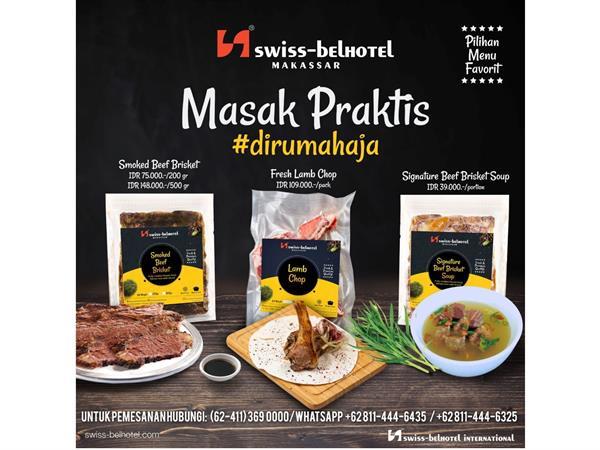 Food Delivery Swiss-Belhotel Makassar