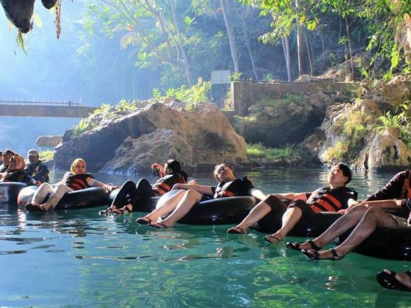 Pindul Cave Zest Yogyakarta