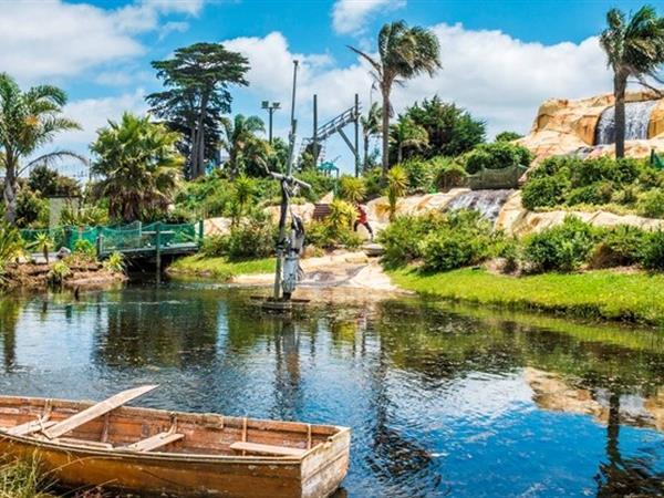 Treasure Island Adventure Golf Zest OK Auckland