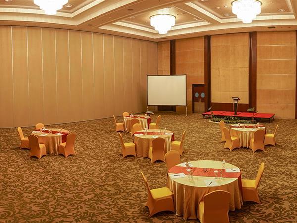 The New Normal Meeting Room Arrangements Swiss-Belhotel Serpong