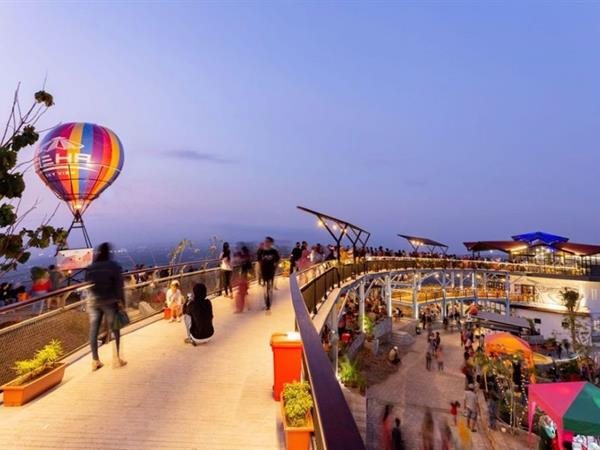 HeHa Sky View Swiss-Belboutique Yogyakarta