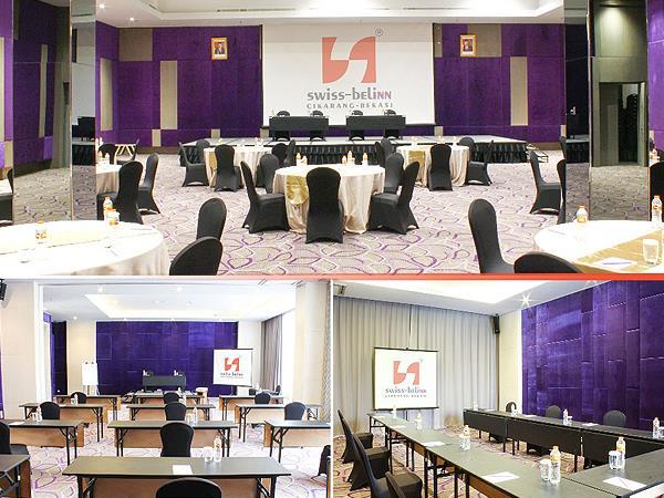 """Paket Meeting """"New Normal"""" Swiss-Belinn Cikarang"""