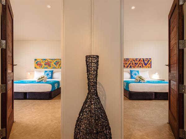 Poolside 2 Bedroom Sunset Resort Rarotonga Rarotonga