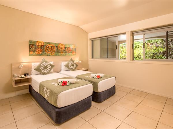 Beachfront 2 Bedroom Sunset Resort Rarotonga Rarotonga