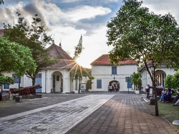 Fort Vredeburg Zest Yogyakarta