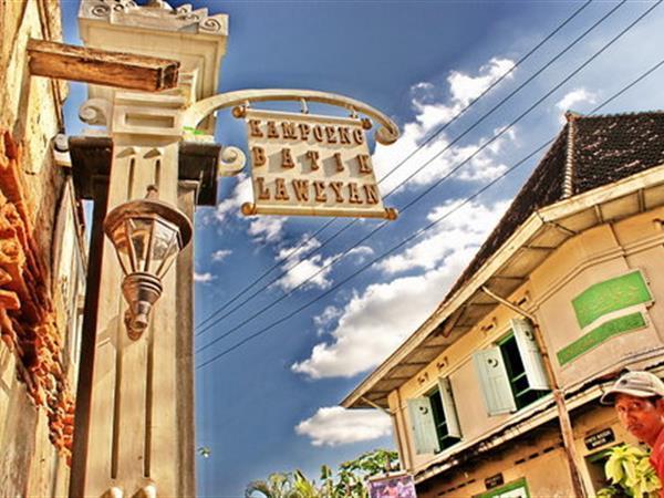 Kampung Batik Laweyan Zest Parang Raja Solo