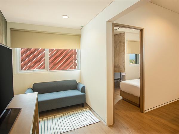 2 Bedroom Express Suite Swiss-Belexpress Cilegon