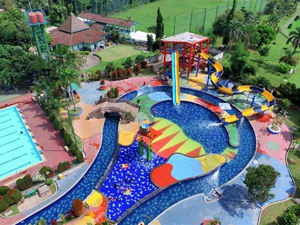Krakatau Jungle Park Swiss-Belexpress Cilegon