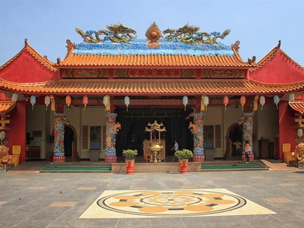 Avalokitesvara Temple Swiss-Belexpress Cilegon
