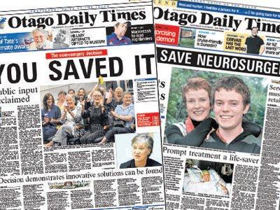 Otago Daily Times