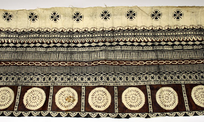 Fijian Tapa Cloth HC197