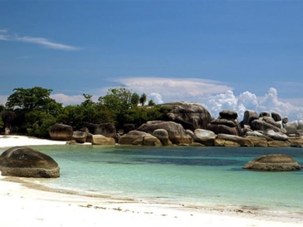 Pantai Punai Swiss-Belresort Belitung