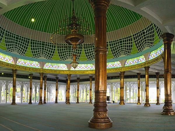 Al-Falah Great Mosque Swiss-Belhotel Jambi