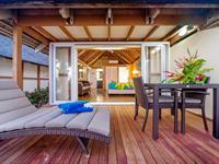 Beachfront Studio Palm Grove