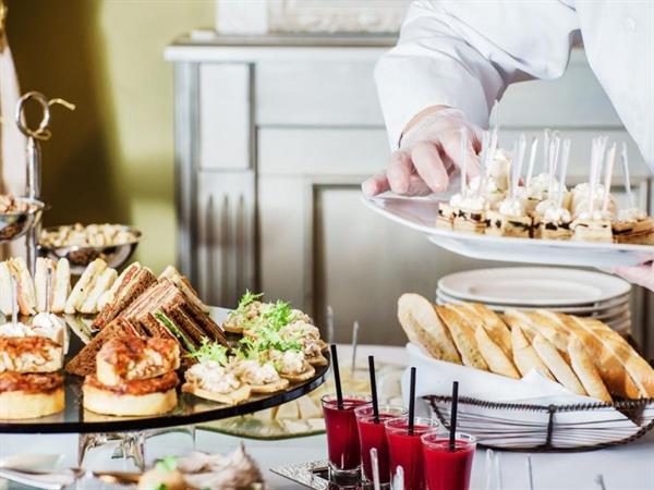 Swiss Cafe Sunday Brunch Swiss-Belhotel Pondok Indah