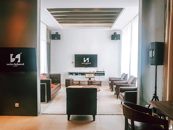 The Gravity Chambre Privée Swiss-Belhotel Jambi