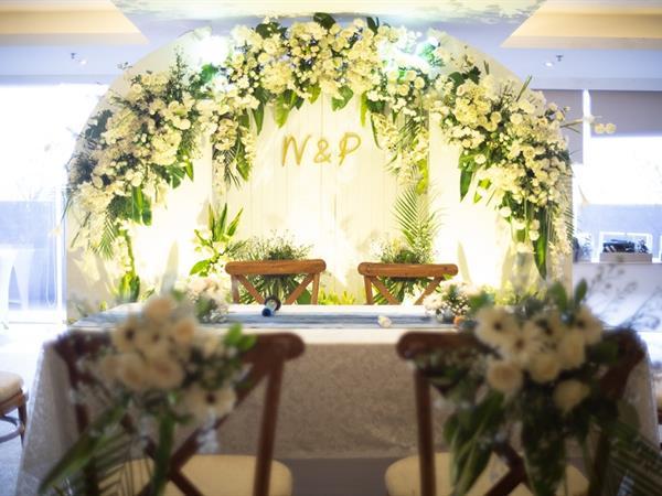 Swiss Cafe Intimate Wedding Swiss-Belhotel Pondok Indah