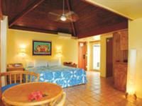 Deluxe Beachside Suite The Rarotongan Beach Resort & Lagoonarium