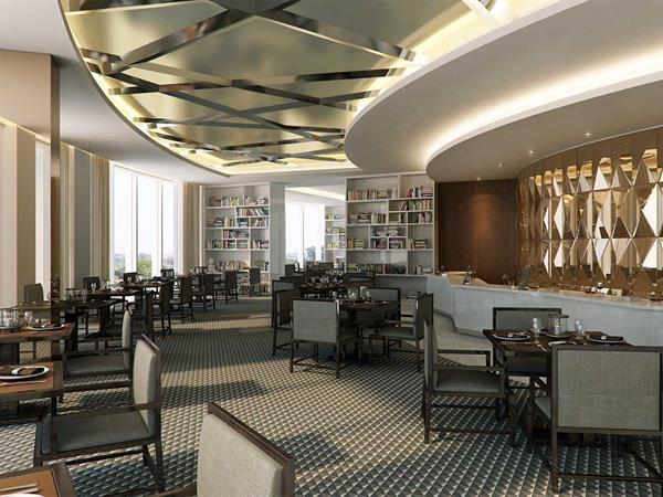 Executive Club Lounge Hotel Ciputra World Surabaya