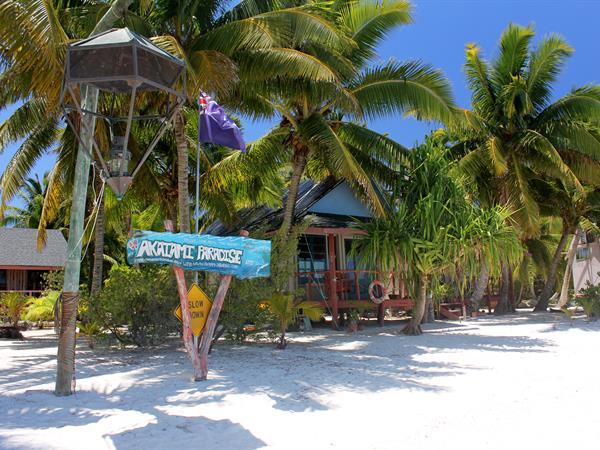 Lodge Akaiami Paradise