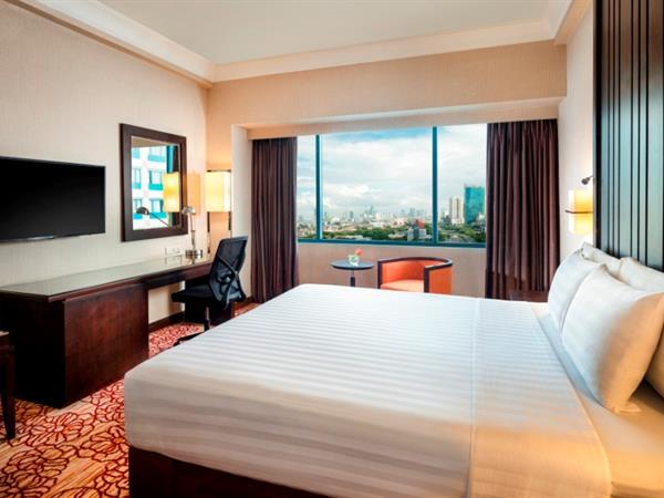 Deluxe Premium Room Hotel Ciputra Jakarta managed by Swiss-Belhotel International