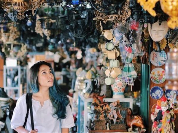 Pasar Triwindu Solo Zest Parang Raja Solo