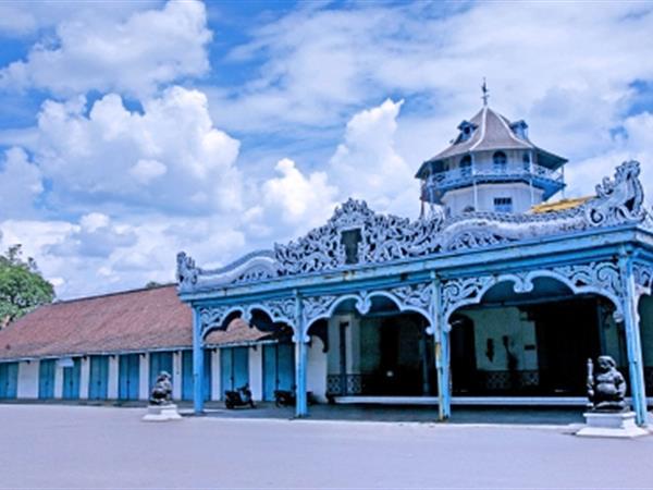 Keraton Surakarta Zest Parang Raja Solo