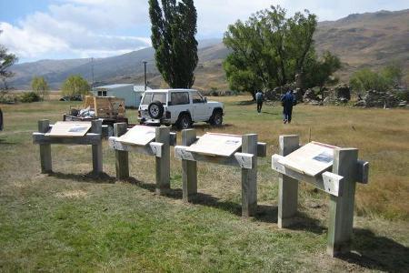 Otago Goldfields Heritage Trust & Cavalcade