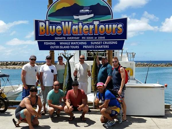 Blue Water Tours Limited