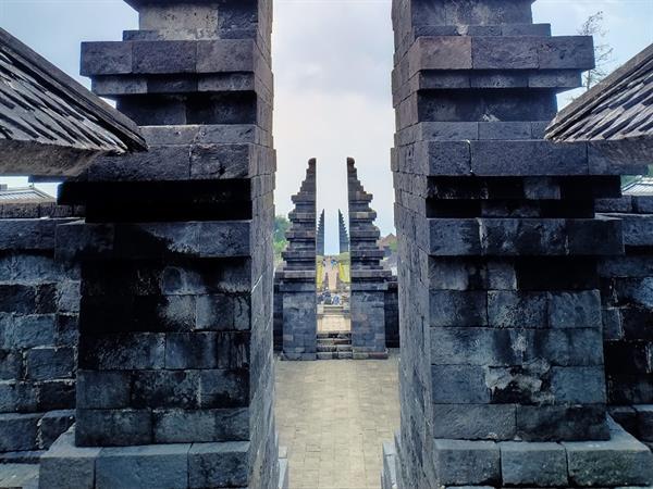 Ceto Temple Zest Parang Raja Solo