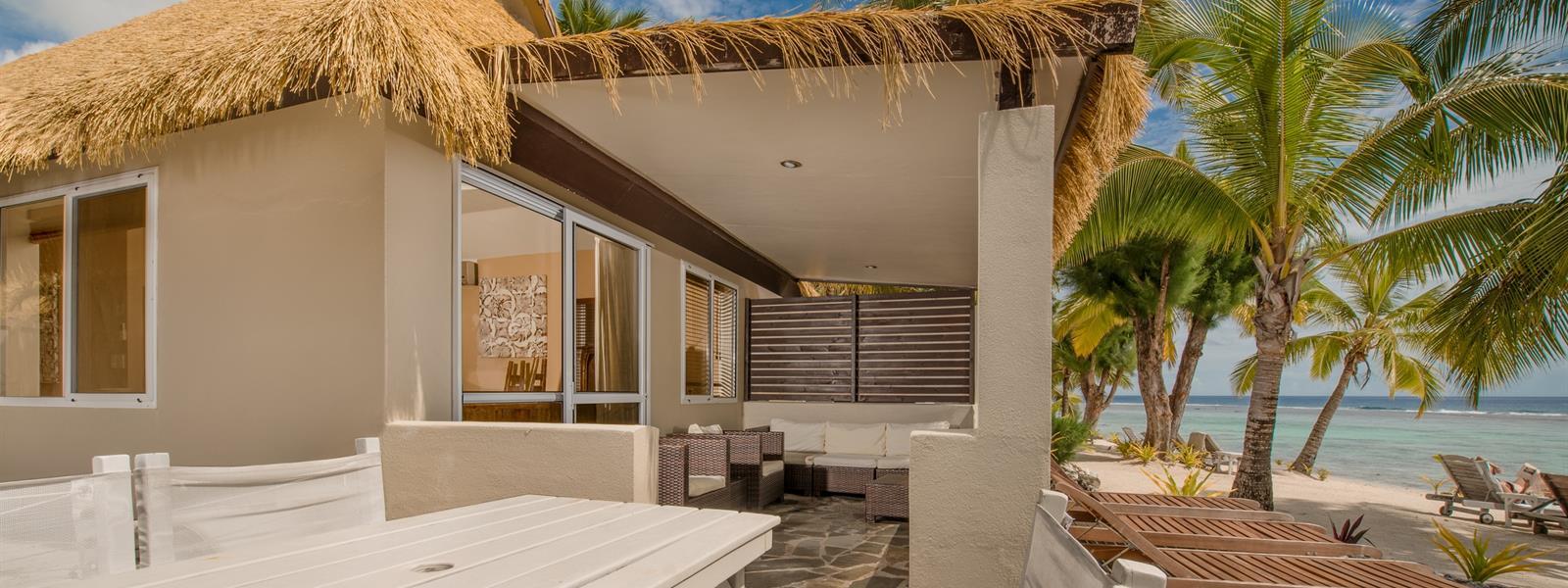 Crown Beach Resort u0026 Spa Rarotonga