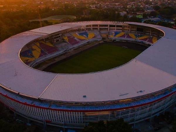 Stadion Manahan Zest Parang Raja Solo