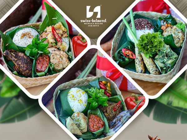 Meal Basket for Your Wedding Day Swiss-Belhotel Mangga Besar Jakarta