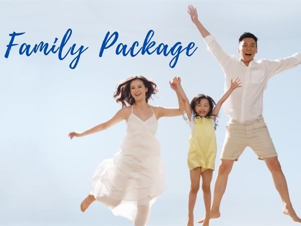 Family Package Hotel Ciputra Jakarta