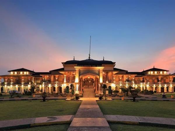 Maimoon Palace Swiss-Belinn Medan