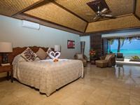 Beachfront Villa Suite Te Manava Luxury Villas and Spa