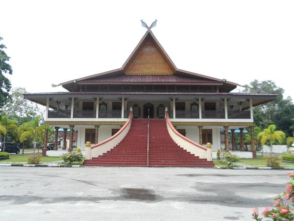 Riau Cultural Park Swiss-Belinn SKA Pekanbaru