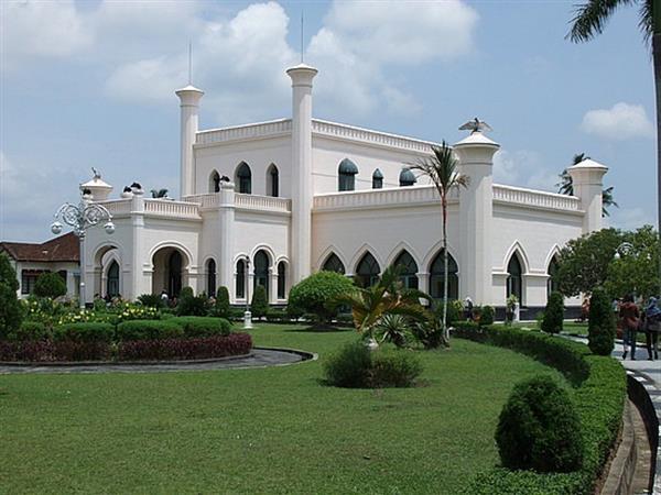 Siak Sri Indrapura Palace Swiss-Belinn SKA Pekanbaru