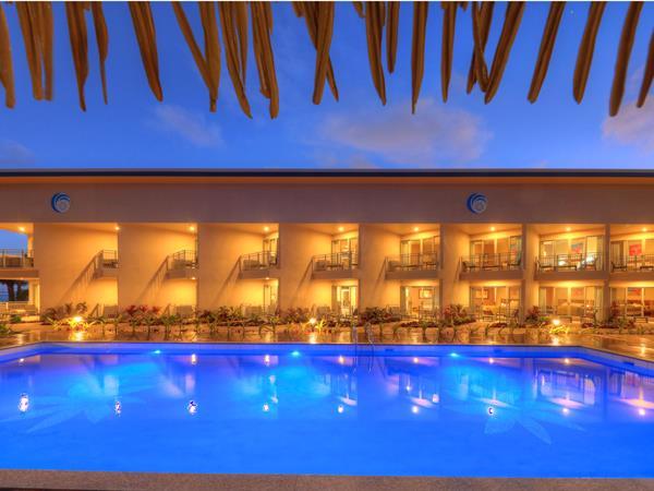 Moana Sands Lagoon Resort