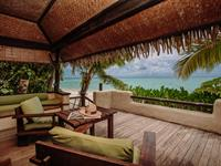 Premium Beachfront Bungalow Plus