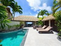 Ultimate Beachfront Villa (1 Bedroom) Te Manava Luxury Villas and Spa
