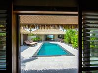 Ultimate Beachfront Villa (2 Bedroom) Te Manava Luxury Villas and Spa