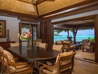 Presidential Beachfront Villa (3 Bedroom) Te Manava Luxury Villas and Spa