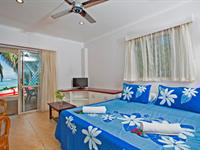 Studio Beachfront Apartment